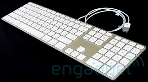 Imac Brushed Aluminum Keyboard Full